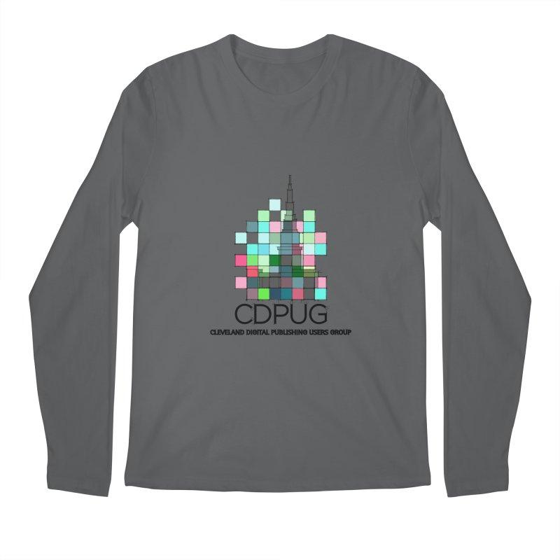 Sketch Logo Men's Longsleeve T-Shirt by CDPUG's Artist Shop