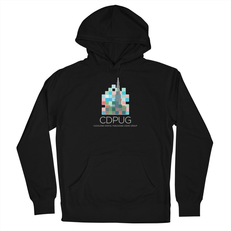 Logo with white letters Women's Pullover Hoody by CDPUG's Artist Shop