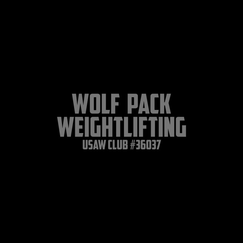 Weightlifting Basic by CFAdvantage's Artist Shop