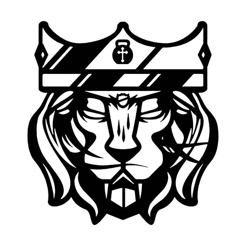 Arioch Lion Black by CFArioch's Artist Shop