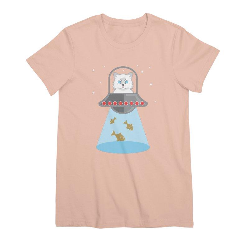Jubilee In SPAAAAACEEEE! Women's Premium T-Shirt by CGMFF