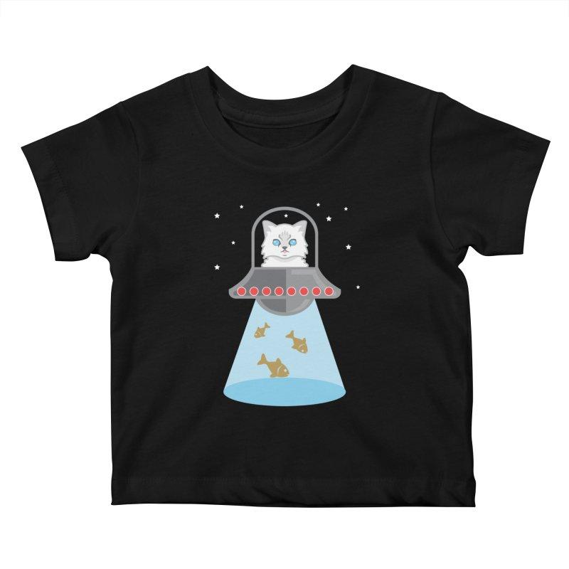 Jubilee In SPAAAAACEEEE! Kids Baby T-Shirt by CGMFF