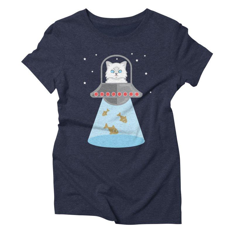 Jubilee In SPAAAAACEEEE! Women's Triblend T-Shirt by CGMFF
