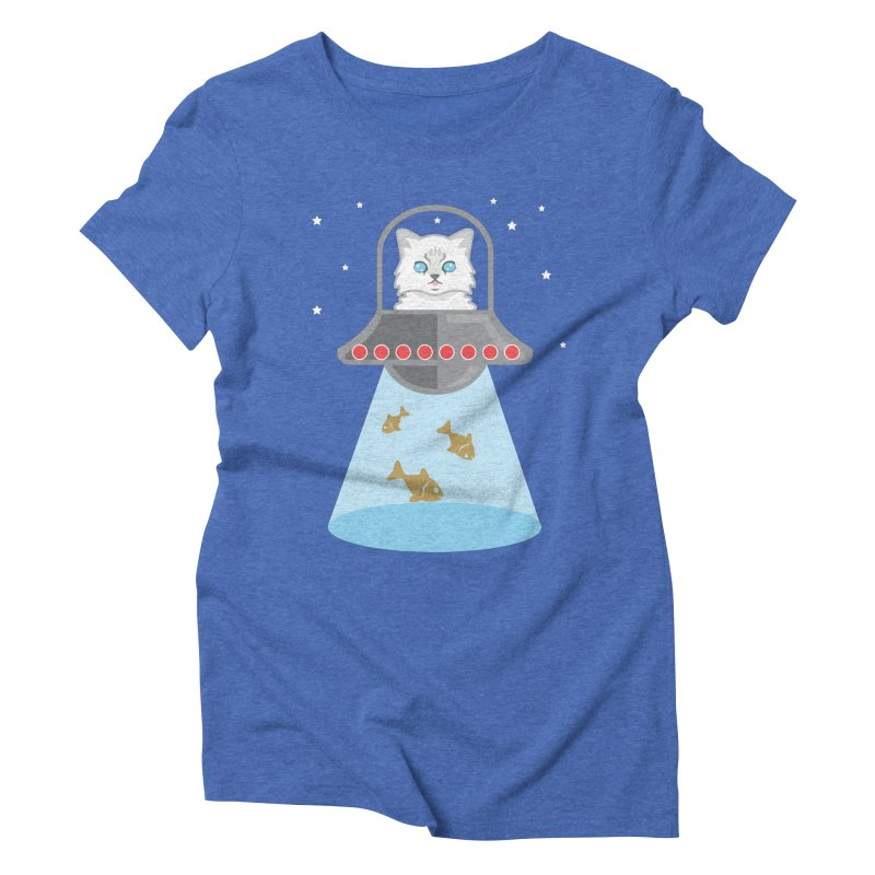 Jubilee In SPAAAAACEEEE! Women's Triblend T-Shirt by CGMFF