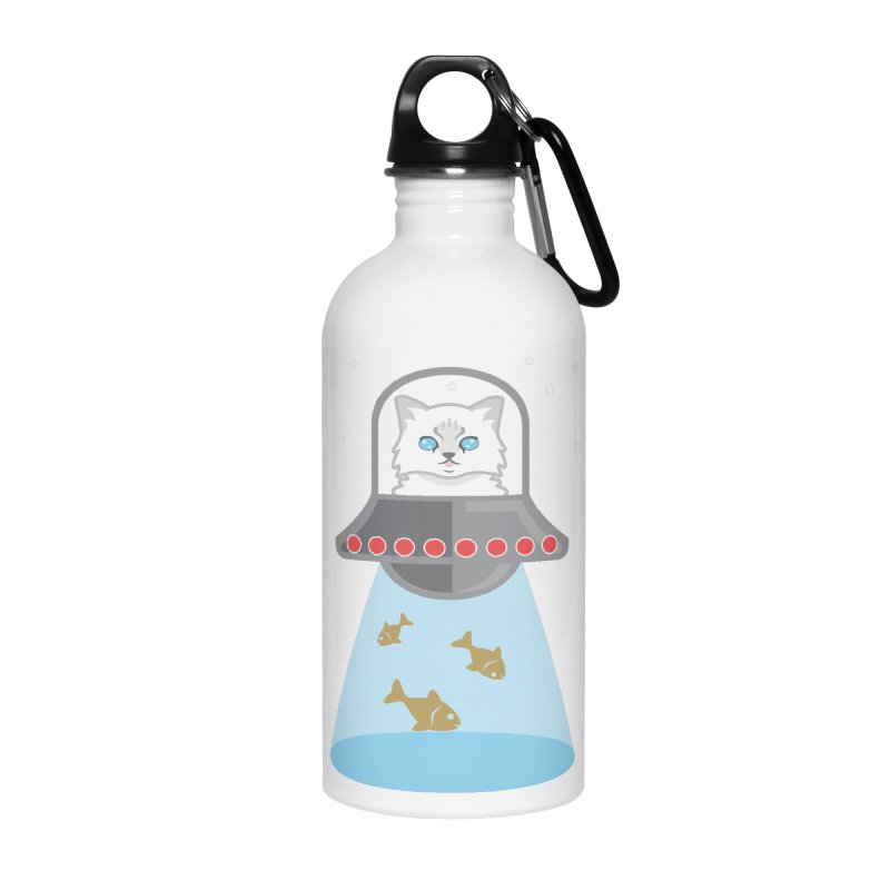 Jubilee In SPAAAAACEEEE! Accessories Water Bottle by CGMFF