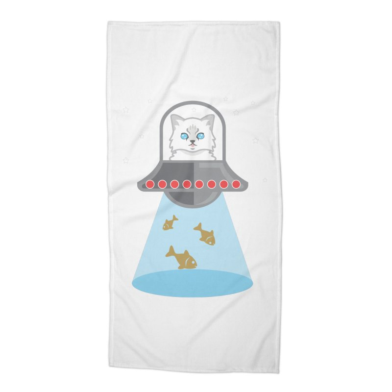 Jubilee In SPAAAAACEEEE! Accessories Beach Towel by CGMFF