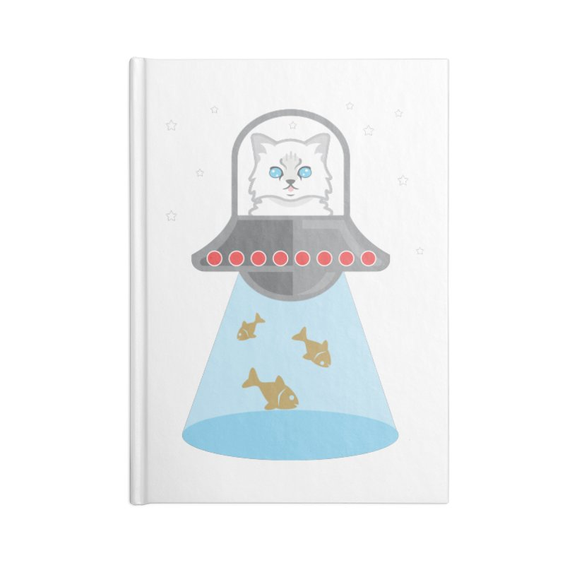 Jubilee In SPAAAAACEEEE! Accessories Blank Journal Notebook by CGMFF