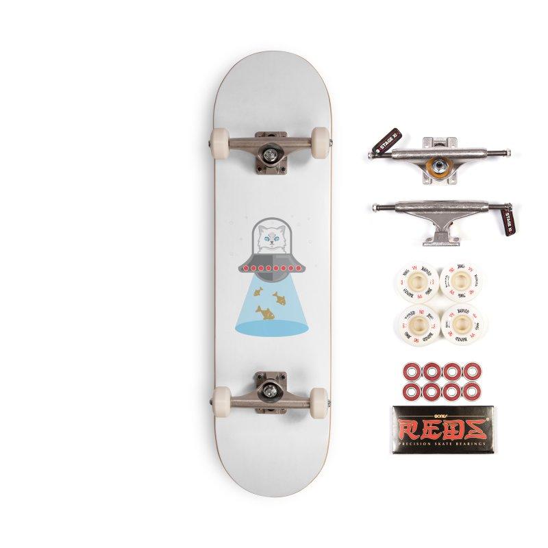 Jubilee In SPAAAAACEEEE! Accessories Complete - Pro Skateboard by CGMFF