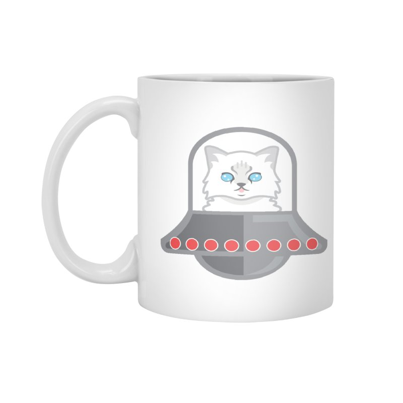 Jubilee's Space Craft Accessories Mug by CGMFF