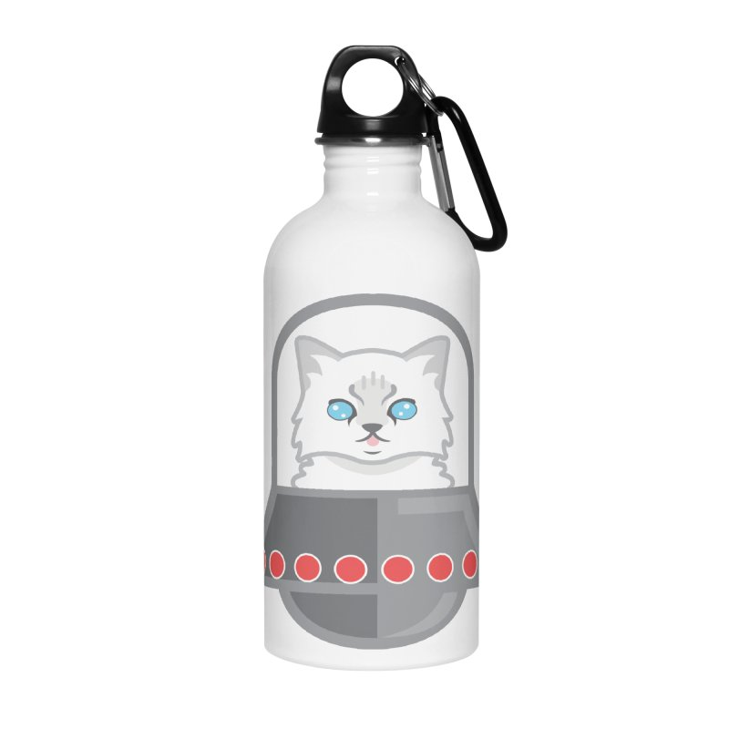 Jubilee's Space Craft Accessories Water Bottle by CGMFF