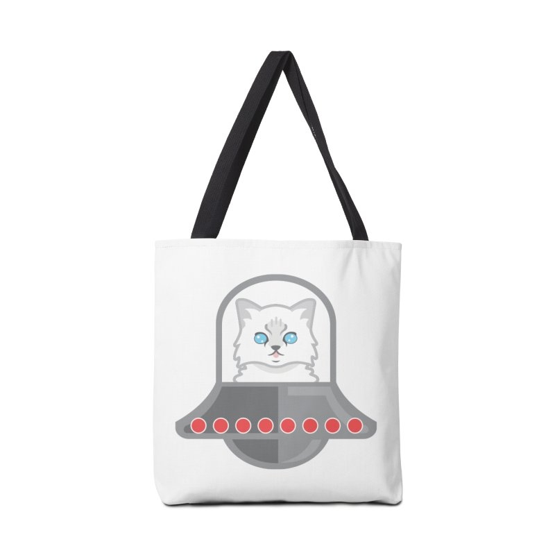 Jubilee's Space Craft Accessories Tote Bag Bag by CGMFF