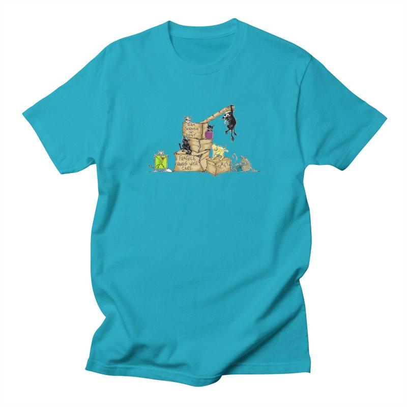 Team Scratch N' Dent Men's T-Shirt by CGMFF