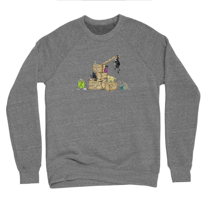 Team Scratch N' Dent Women's Sweatshirt by CGMFF