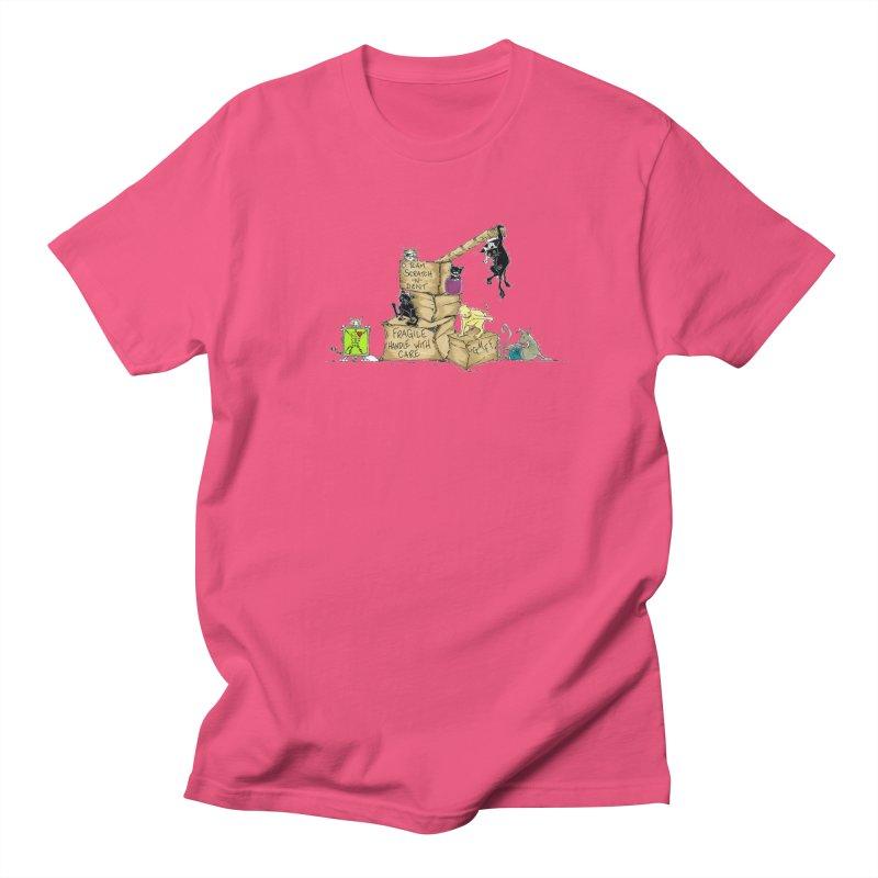 Team Scratch N' Dent Women's Regular Unisex T-Shirt by CGMFF