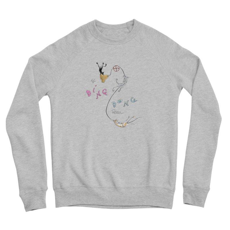 The Ding Dong Patrol! Women's Sweatshirt by CGMFF