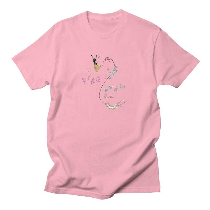 The Ding Dong Patrol! Women's Regular Unisex T-Shirt by CGMFF