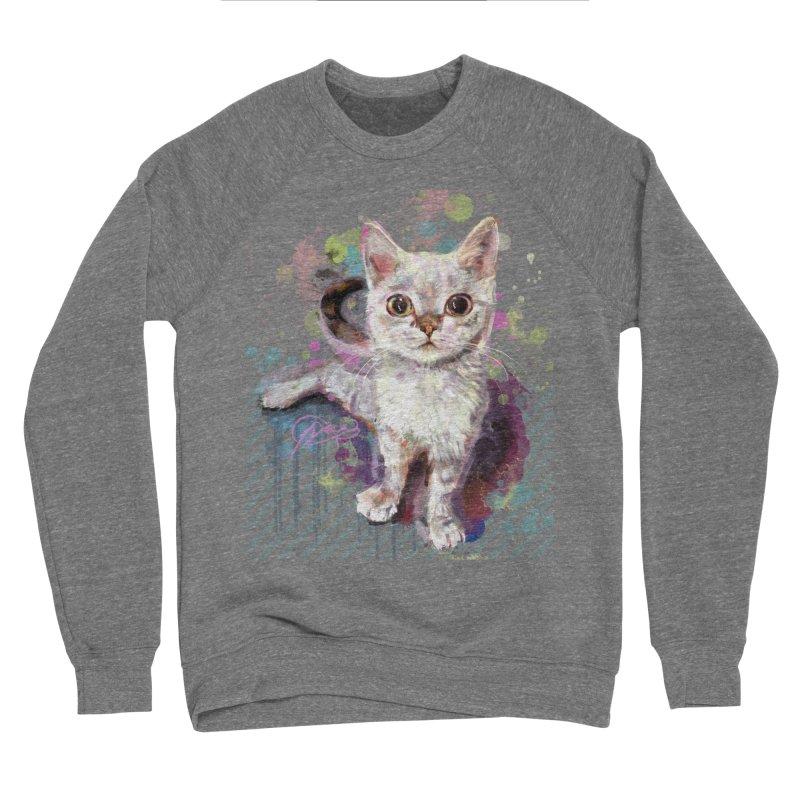 The Incredible Pettable Eggbert! Women's Sweatshirt by CGMFF