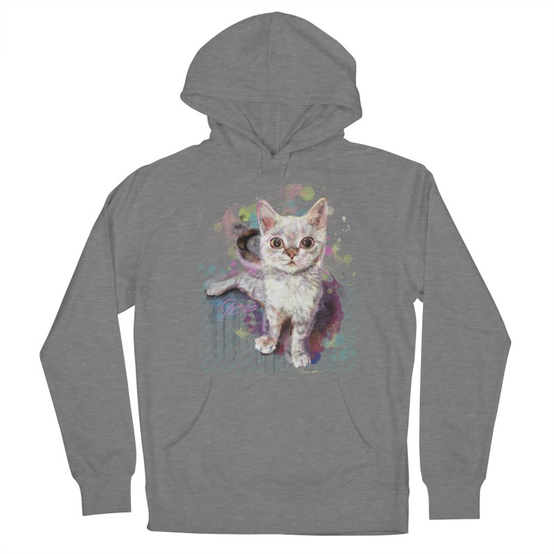 The Incredible Pettable Eggbert! Women's Pullover Hoody by CGMFF