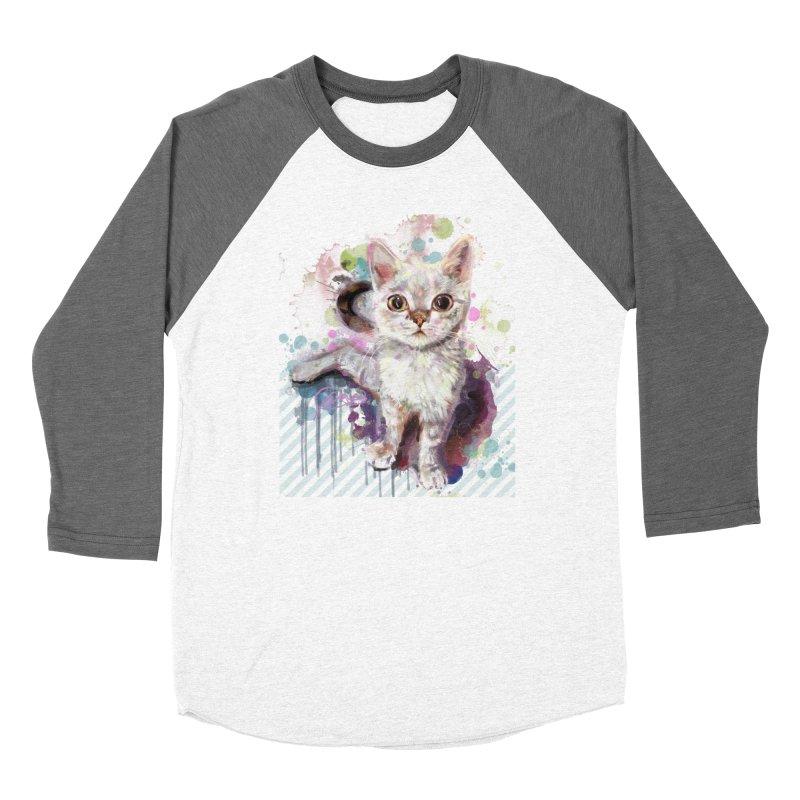 The Incredible Pettable Eggbert! Women's Longsleeve T-Shirt by CGMFF