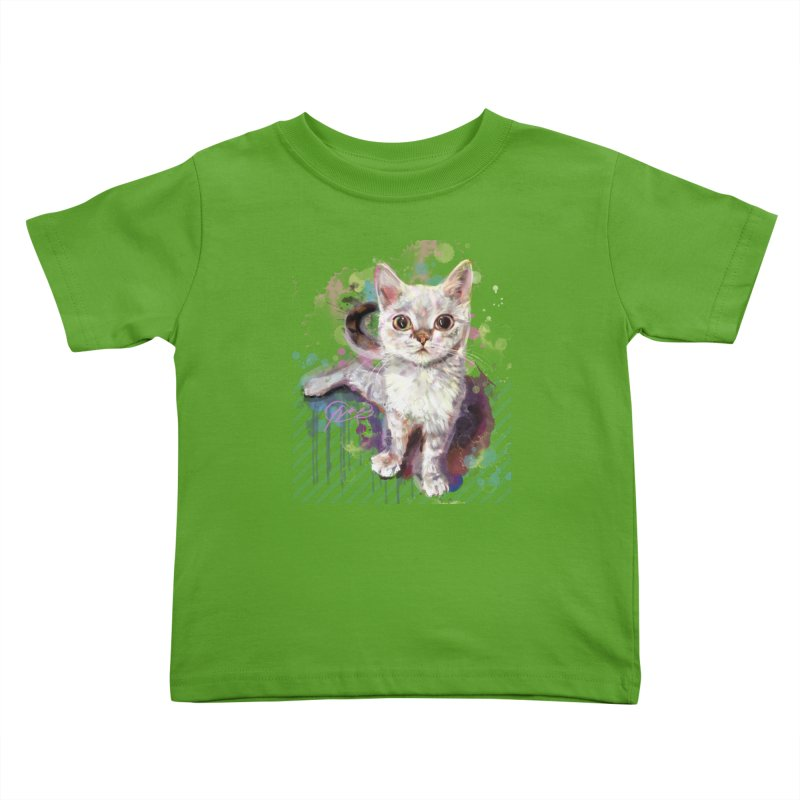 The Incredible Pettable Eggbert! Kids Toddler T-Shirt by CGMFF