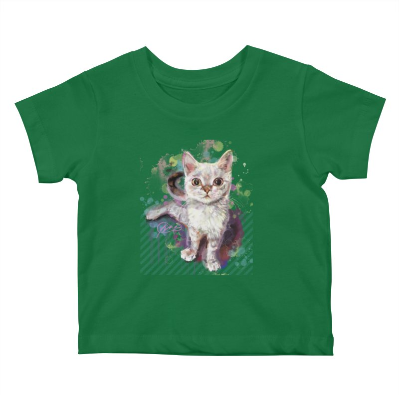 The Incredible Pettable Eggbert! Kids Baby T-Shirt by CGMFF