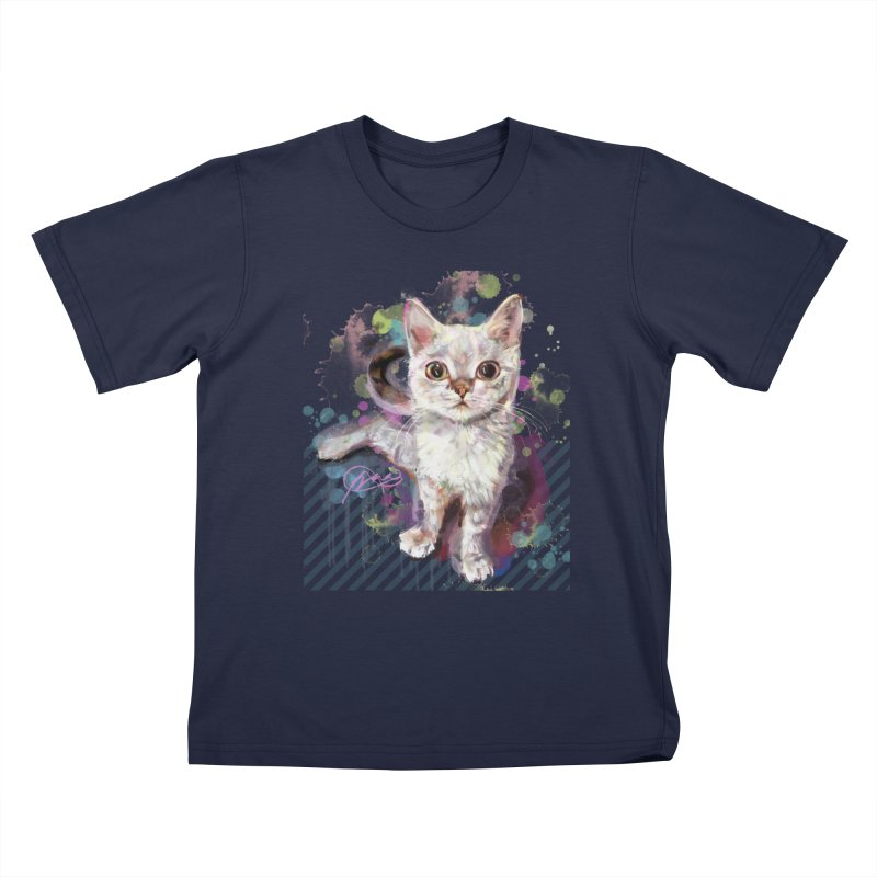 The Incredible Pettable Eggbert! Kids T-Shirt by CGMFF