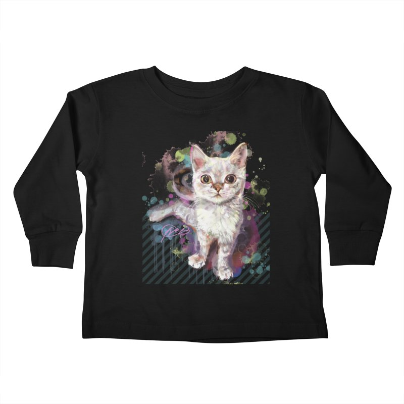 The Incredible Pettable Eggbert! Kids Toddler Longsleeve T-Shirt by CGMFF