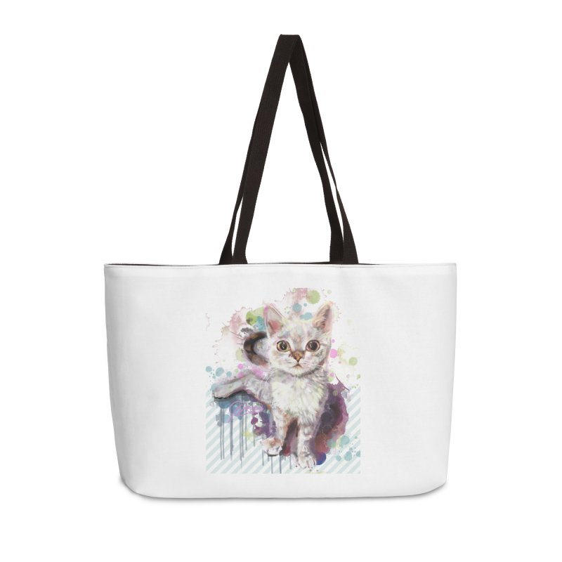 The Incredible Pettable Eggbert! Accessories Bag by CGMFF