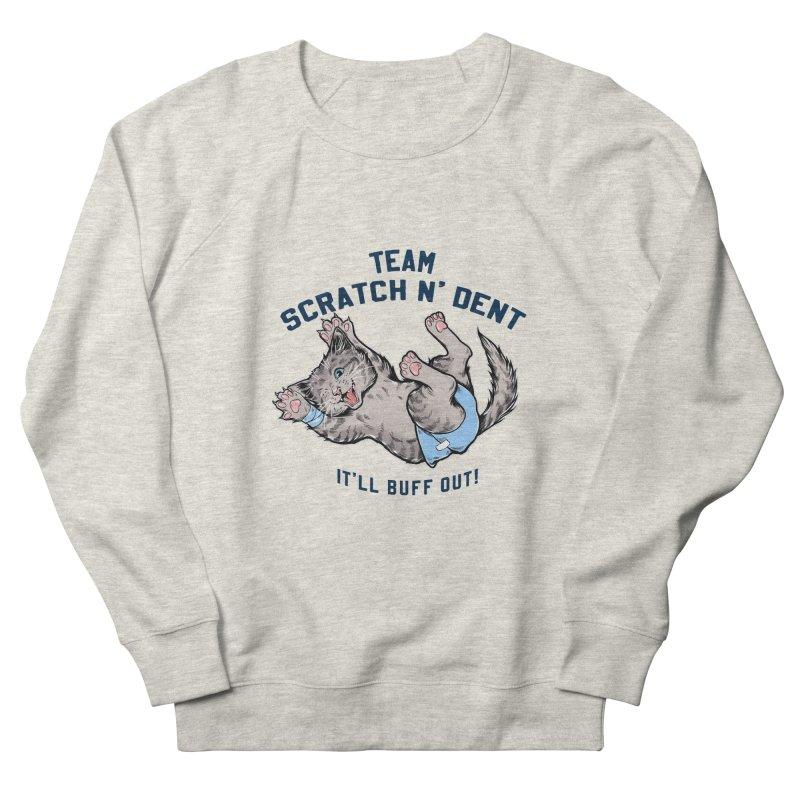 Team Scratch N' Dent (dark font) Men's Sweatshirt by CGMFF