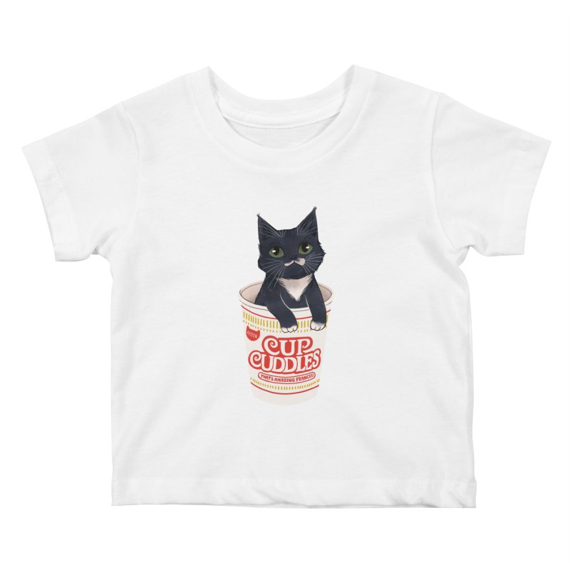 That's Amazing Francis! Kids Baby T-Shirt by CGMFF