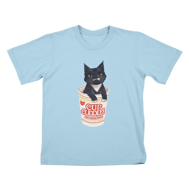 That's Amazing Francis! Kids T-Shirt by CGMFF