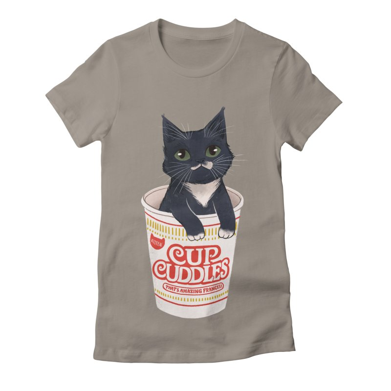 That's Amazing Francis! Women's Fitted T-Shirt by CGMFF