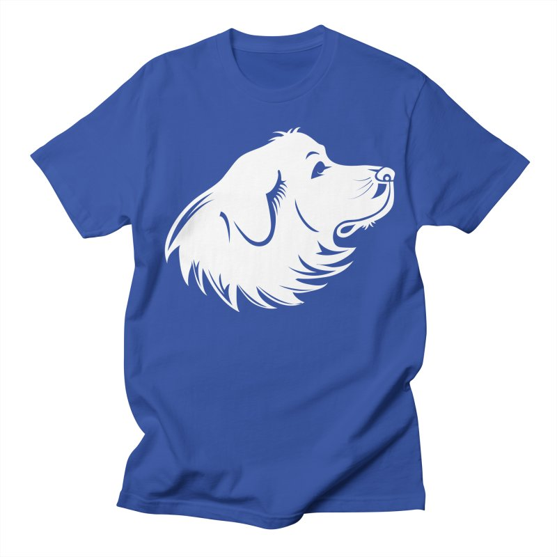 Majestic Pyrenees Women's Unisex T-Shirt by Carolina Great Pyrenees Rescue's Shop