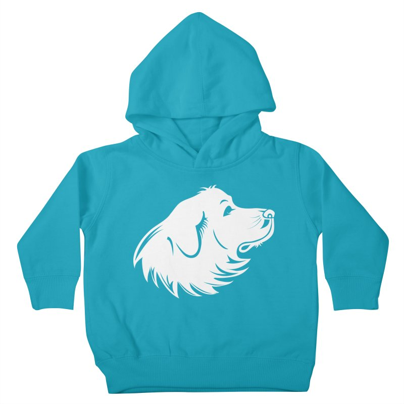 Majestic Pyrenees Kids Toddler Pullover Hoody by Carolina Great Pyrenees Rescue's Shop