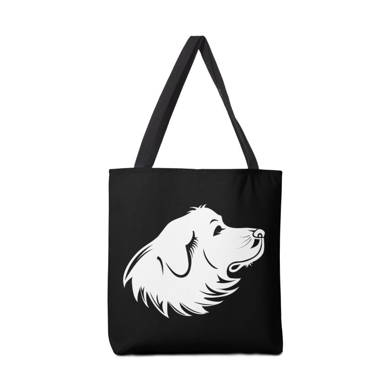Majestic Pyrenees Accessories Bag by Carolina Great Pyrenees Rescue's Shop