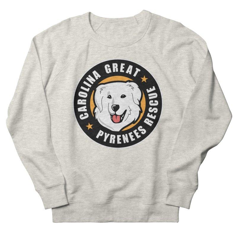 CGPR Logo Women's Sweatshirt by Carolina Great Pyrenees Rescue's Shop