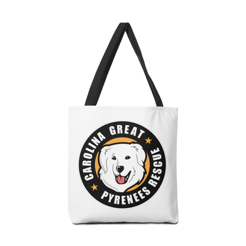 CGPR Logo Accessories Bag by Carolina Great Pyrenees Rescue's Shop