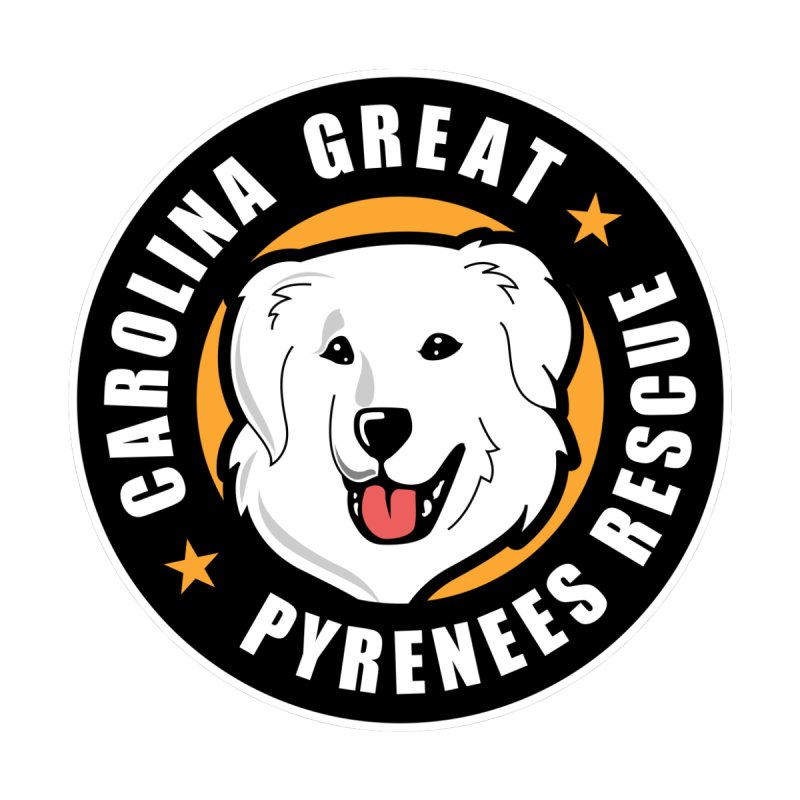 CGPR Logo None  by Carolina Great Pyrenees Rescue's Shop