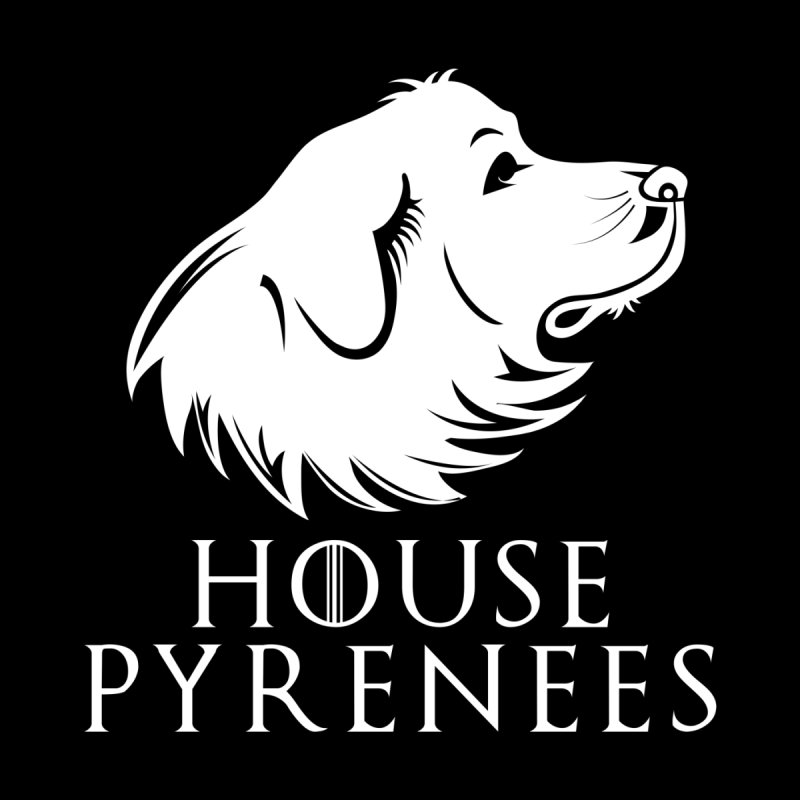 House Pyrenees by Carolina Great Pyrenees Rescue's Shop