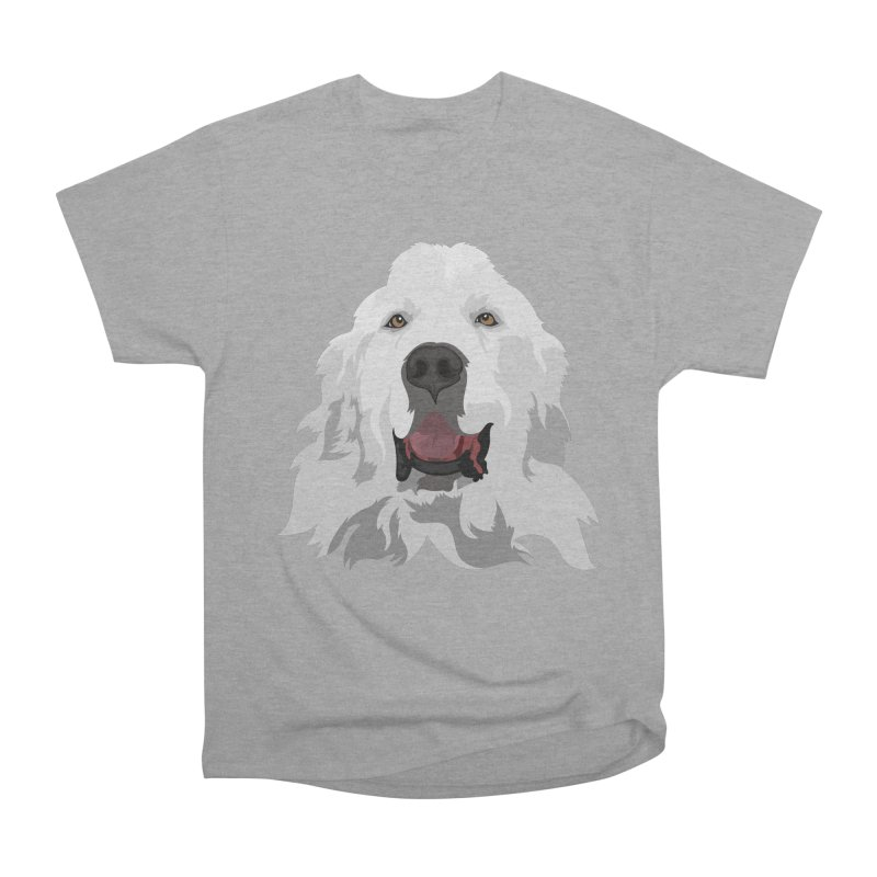 Greatest Pyr Men's Classic T-Shirt by Carolina Great Pyrenees Rescue's Shop