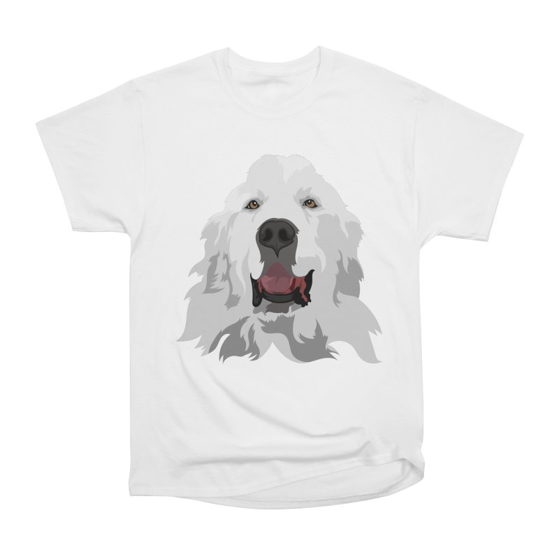 Greatest Pyr Women's Classic Unisex T-Shirt by Carolina Great Pyrenees Rescue's Shop