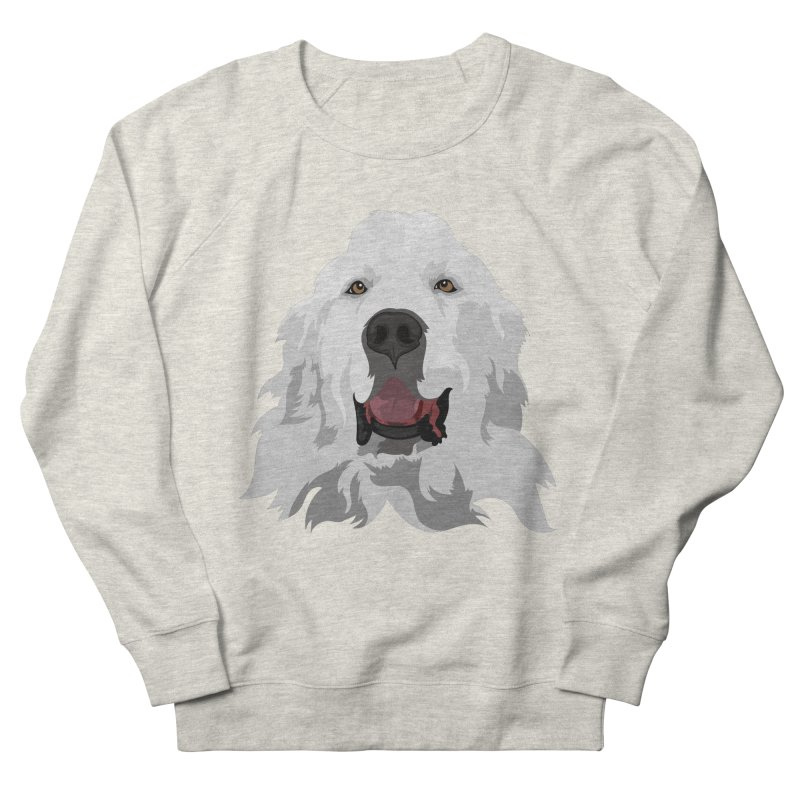 Greatest Pyr Women's Sweatshirt by Carolina Great Pyrenees Rescue's Shop