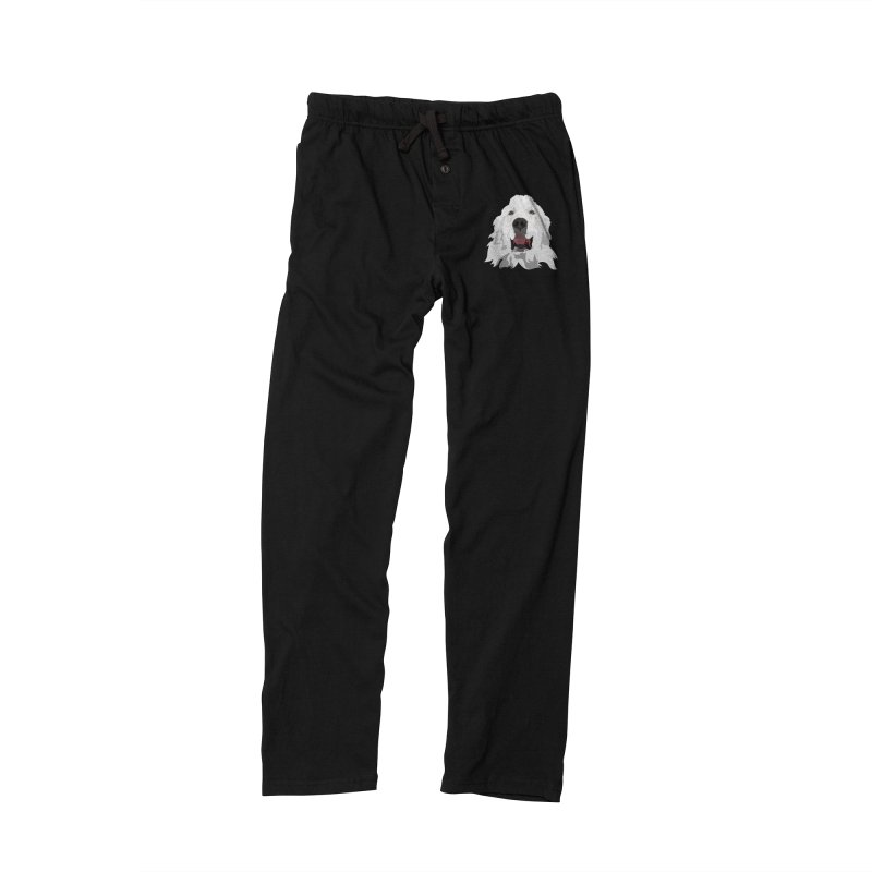 Greatest Pyr Men's Lounge Pants by Carolina Great Pyrenees Rescue's Shop