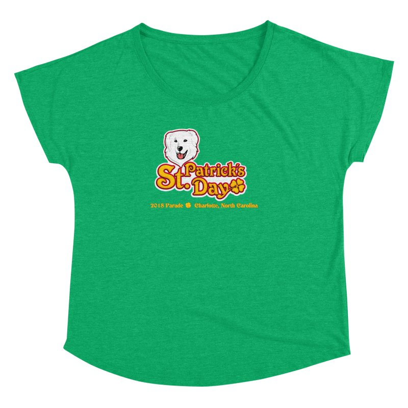 Parade 2018 Women's Dolman by Carolina Great Pyrenees Rescue's Shop