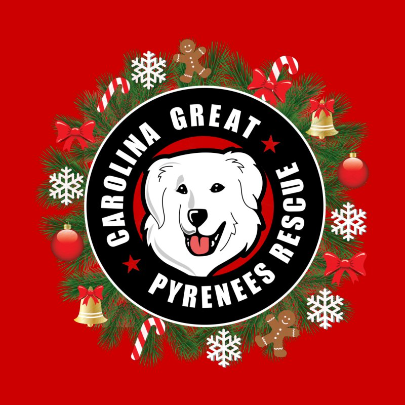 Christmas Pyr by Carolina Great Pyrenees Rescue's Shop