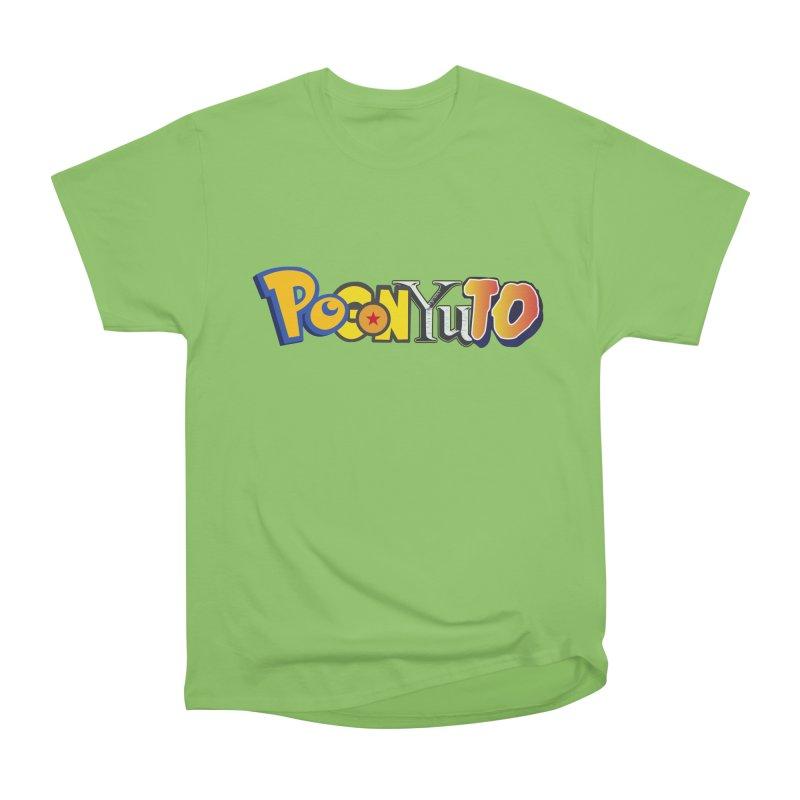 PoGonYuTo - Logo Solo Women's Heavyweight Unisex T-Shirt by CHASTUDIOS SHOP