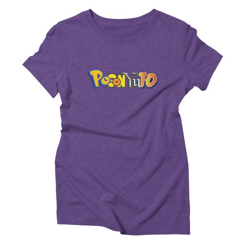 --------------- SOLO EL LOGO --------------- Women's Triblend T-Shirt by CHASTUDIOS SHOP