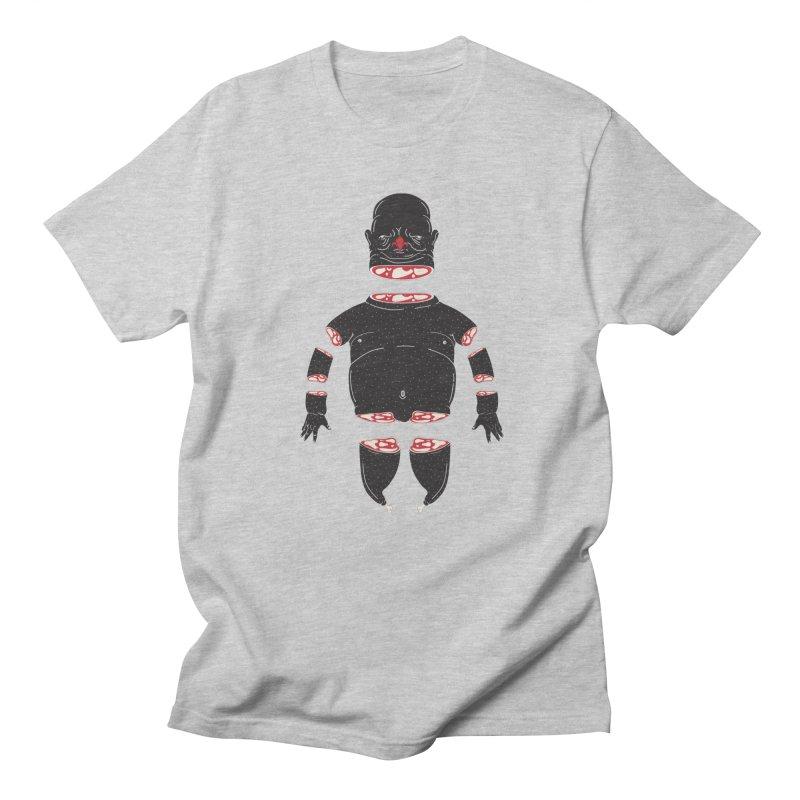 Chicken Meathead Men's T-Shirt by CHRISRW's Artist Shop