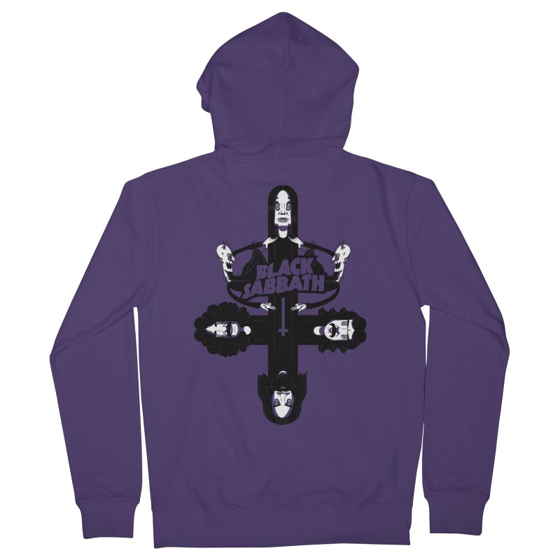 Sabbath Shirt Women's Zip-Up Hoody by CHRISRW's Artist Shop