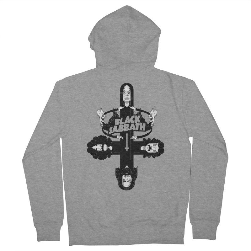 Sabbath Shirt Men's Zip-Up Hoody by CHRISRW's Artist Shop
